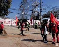 社区志愿者协会开展百名志愿者文明乡村行走进石桥镇 10