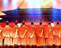 """""""金色夕阳""""南阳市离退休干部模特服饰展演———古风汉韵 2"""