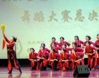 成人舞蹈—黄土地女儿情