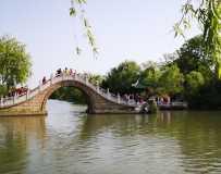 扬州瘦西湖24桥