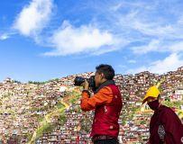 藏民学摄影
