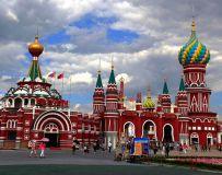 满洲里市的俄式建筑