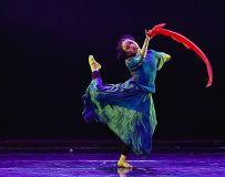 舞蹈--雏菊1