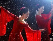 红袖翩翩舞霓裳