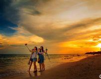 霞 影 ----- 菲律宾薄荷岛