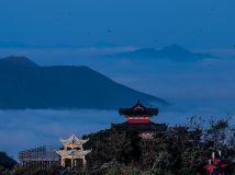七峰山云海