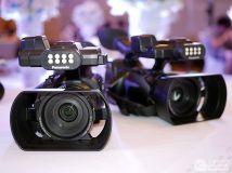 又一力作 松下手持专业摄像机PV100发布