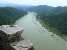 河南丹江湿地第二届生态保护摄影大赛;丹江太白峡秀色