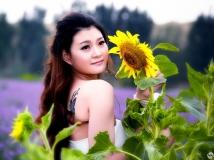 """河南""""统宝""""杯2014第11期月赛作品——《笑脸如花》"""