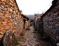 石头古村落