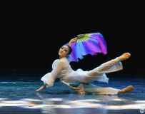 舞蹈----扇舞丹青