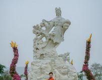 中国(南阳)月季园深秋菊展