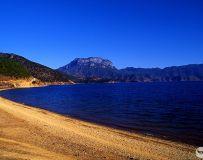 蓝色泸沽湖
