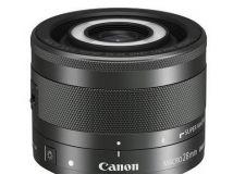 佳能发布微距镜头EF-M 28mm f/3.5 IS STM
