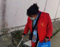 社区志愿者协会开展百名志愿者文明乡村行走进石桥镇 11