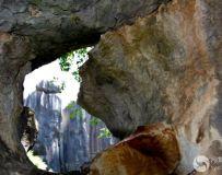 石林—山林耸立、月牙儿洞天