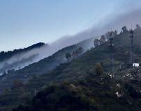 云雾缭绕五台山