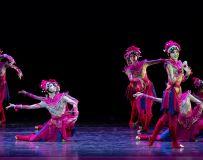 舞蹈-红妆女子武妆梦