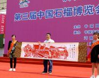 """[第三届中国石榴博览会暨淅川县第一届石榴节开幕式""""4"""