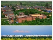 新旧西岭村