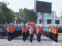 九九重阳节老年佳木斯操表演