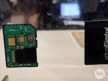 内置三轴防震感应的SD卡 virtualGimbal