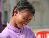 人像习作(拍摄于柬埔寨)