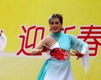 海南省民生养老互助协会迎新春群众演出集锦11
