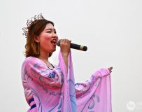 桃花节开幕式13
