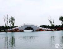 南阳世界月季大观园随拍(9)——东湖