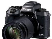 自动对焦大幅提升 佳能EOS M5正式发布