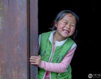 光影中国网2020年第6期月赛:七彩童年›(爱笑的女孩)