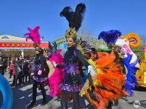 """""""百天羊""""杯2016第2期月赛""""年味""""›(北京春节洋庙会)组照。5張。"""