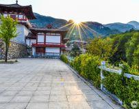 国庆70周年假期拍摄于河南佛教学院(三)