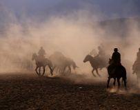新疆—帕米尔高原—牧民《刁羊》
