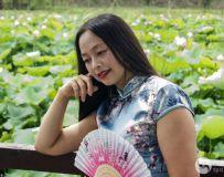 荷塘佳人(3)