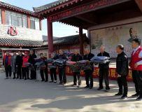 社区志愿者协会开展百名志愿者文明乡村行走进石桥镇 9