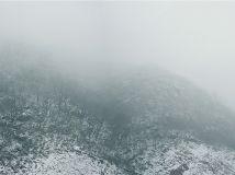 雪山全景图