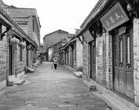 金寨县红色小镇——汤家汇