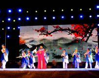 唱响白河群众文化演出节目《梨花颂》3