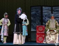 京剧《二进宫》