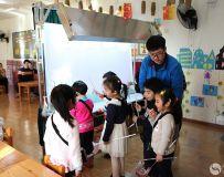 北纬蓝天幼儿园中四班活动随拍 113