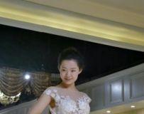 婚纱模特7