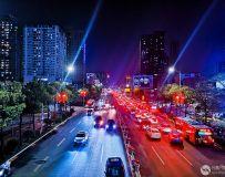 华为手机拍夜景