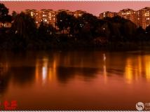 夜拍清水河【成都】