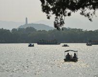 夏日昆明湖