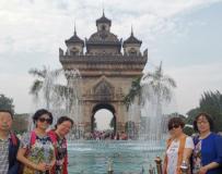 老挝凱旋门[二]