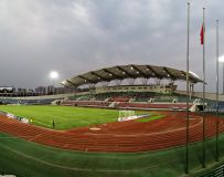 郑州大学本源体育场