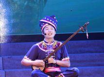 舞台摄影  壮族天琴弹唱《唱天》