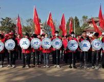 社区志愿者协会开展百名志愿者文明乡村行走进石桥镇 8